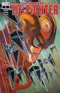 [Star Wars: TIE Fighter #2 (Product Image)]