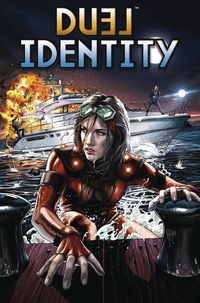 [The cover for Duel Identity #1]