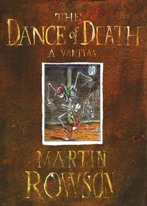 [The Dance Of Death (Hardcover) (Product Image)]