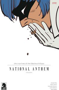 [True Lives Of The Fabulous Killjoys: National Anthem #2 (Cover A Romero) (Product Image)]