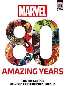 [Marvel: 80 Amazing Years (Product Image)]