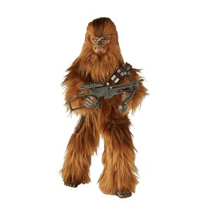 [Star Wars: Forces Of Destiny: Deluxe Action Figure: Chewbacca (Product Image)]