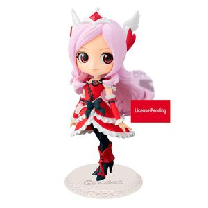 [Fresh Pretty Cure!: Q Posket Figure: Curepassion (Version A) (Product Image)]