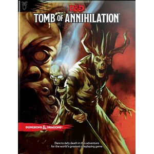 [Dungeons & Dragons: Tomb Of Annihilation (Product Image)]