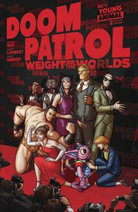 [Doom Patrol: Weight Of The Worlds #2 (Product Image)]