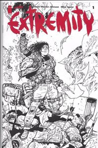 [Extremity #1 (Ashcan) (Product Image)]