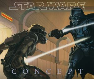 [Star Wars Art: Concept (Hardcover) (Product Image)]