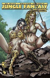 [Jungle Fantasy: Survivors #3 (Product Image)]