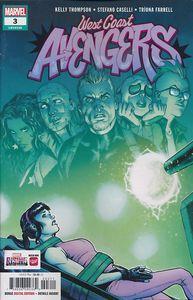 [West Coast Avengers #3 (Product Image)]