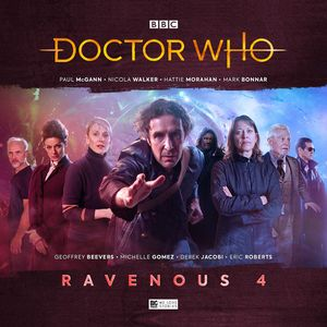 [Doctor Who: Ravenous 4 (Product Image)]