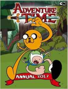 [Adventure Time Annual 2017 (Product Image)]