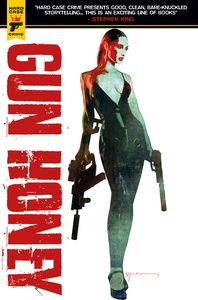[Gun Honey #1 (Cover A Sienkiewicz) (Product Image)]