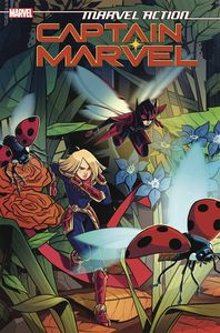 [Marvel Action: Captain Marvel #5 (Cover A Boo) (Product Image)]