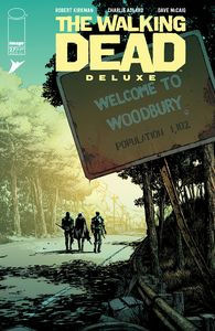 [Walking Dead: Deluxe #27 (Cover A Finch & Mccaig) (Product Image)]