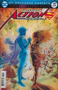 [Action Comics #988 (Lenticular Edition) (Oz Effect) (Product Image)]