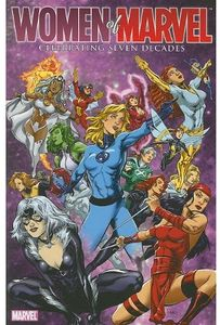 [Women Of Marvel: Celebrating Seven Decades (Product Image)]