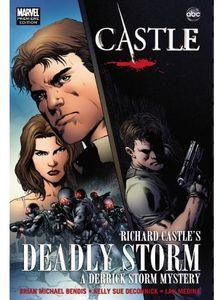 [Castle: Richard Castle's Deadly Storm (Premier Edition Hardcover) (Product Image)]