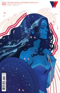 [Sensational Wonder Woman #3 (Cover B Marguerite Sauvage Card Stock Variant) (Product Image)]