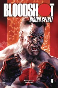 [Bloodshot: Rising Spirit #6 (Cover A Massafera (New Arc)) (Product Image)]