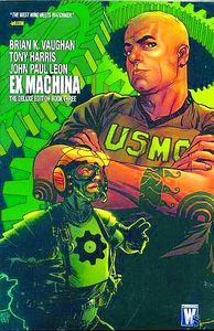 [Ex Machina: Volume 3 (Deluxe Edition Hardcover) (Product Image)]