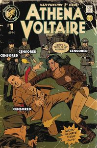 [Athena Voltaire: 2018 Ongoing #1 (Cover B Bryant Retro) (Product Image)]