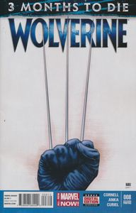 [Wolverine #8 (2nd Printing) (Product Image)]
