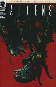 [Aliens: Fire & Stone #1 (Fiona Staples Variant) (Product Image)]