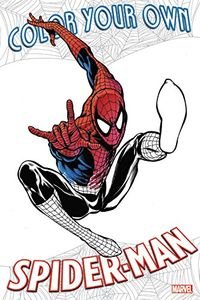 [Color Your Own Spider-Man (Product Image)]