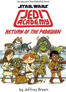 [Star Wars: Jedi Academy: Return Of Padawan (Product Image)]