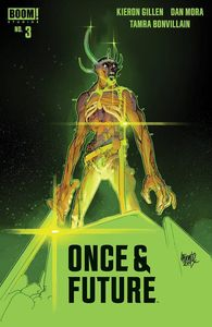[Once & Future #3 (Forbidden Planet Lafuente Variant) (Product Image)]