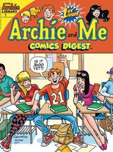 [Archie & Me: Comics Digest #1 (Product Image)]