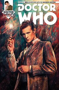[Doctor Who: The 11th Doctor: Volume 1: After Life (Hardcover) (Product Image)]