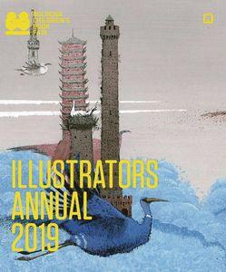 [Illustrators Annual 2019 (Product Image)]