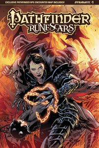 [Pathfinder: Runescars #1 (Cover B Borges) (Product Image)]