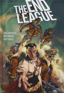[The End League: Library Edition (Hardcover) (Product Image)]
