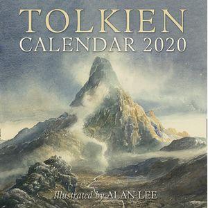 [Tolkien Calendar 2020 (Product Image)]