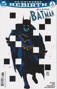[All Star Batman #6 (Francavilla Variant Edition) (Product Image)]