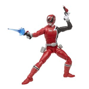 [Power Rangers: S.P.D.: Lightning Collection Legacy Action Figure: Red Ranger (Product Image)]