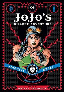[Jojo's Bizarre Adventure: Part 2: Volume 1 (Product Image)]