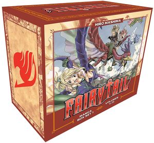 [Fairy Tail: Box Set: Volume 1 (Product Image)]