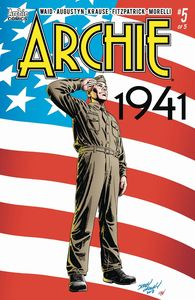 [Archie (1941) #5 (Cover C Ordway) (Product Image)]