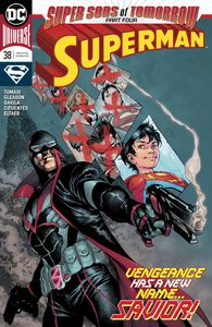 [Superman #38 (Sons Of Tomorrow) (Product Image)]