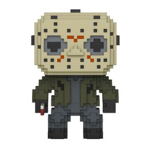 [Friday The 13th: Pop! Vinyl Figure: 8-Bit Jason Voorhees (Product Image)]