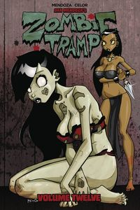 [Zombie Tramp: Volume 12: Voodoo Vixen Death Match (Product Image)]