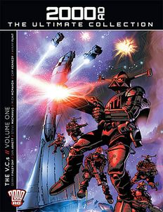 [2000AD Ultimate Collection: Volume 91 (Product Image)]