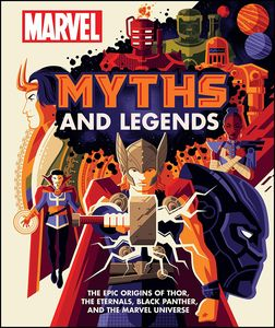 [Marvel: Myths & Legends (Hardcover) (Product Image)]