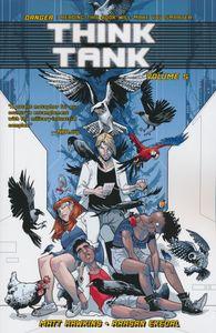 [Think Tank: Volume 5: Animal (Product Image)]