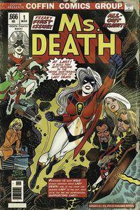 [Lady Death: Sworn #1 (Ms Death Damaged Edition) (Product Image)]
