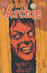 [Afterlife With Archie #8 (Variant Cover) (Product Image)]