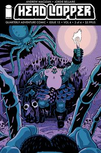 [Head Lopper #15 (Cover A Maclean & Bellaire) (Product Image)]